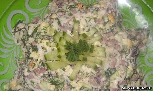 Фото рецепт салат архиерейский
